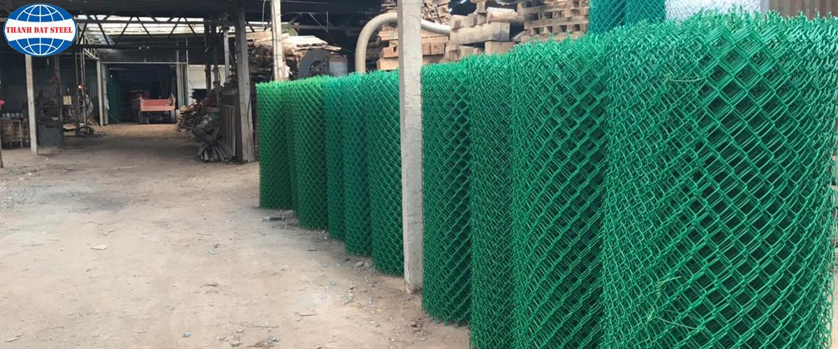 Cập nhật bảng giá lưới B40 bọc nhựa mới nhất