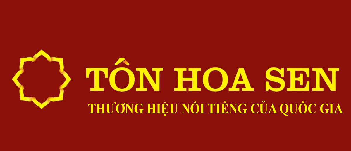 Thương hiệu tôn Hoa Sen
